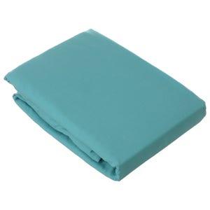 ملاية استك نايس هوم، 120×200 سم - اخضر
