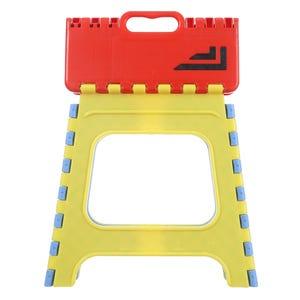 كرسى بحر اطفال بلال بلاست، 34×29×23 سم - متعدد الالوان