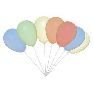 كيس بالونات فارو، 14 قطعة - متعدد الالوان