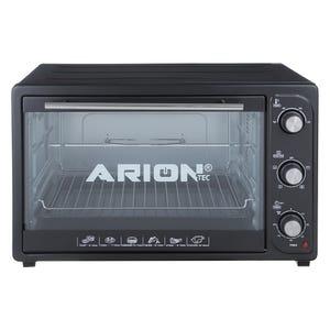 فرن كهربائي اريون، 46 لتر، AR-4502-D - أسود