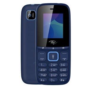 موبايل ايتل 2173 بشريحتين اتصال، 1.7 بوصة، 2G - ازرق